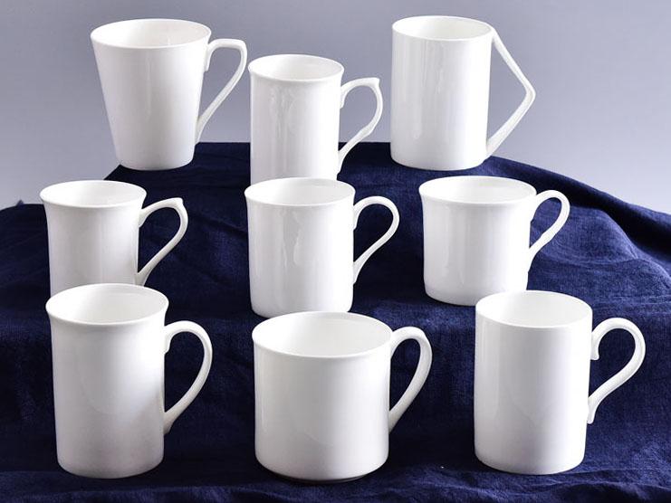 创意骨瓷马克杯实用礼品广告杯