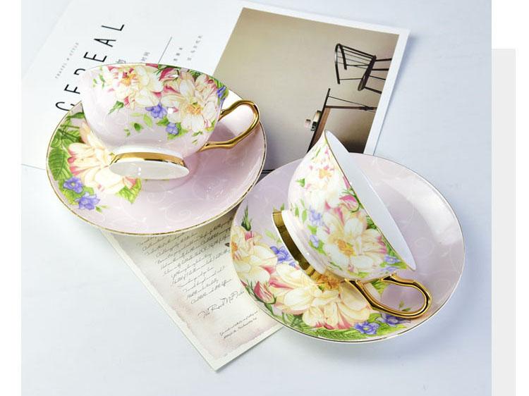唐山骨瓷厂家批发欧式骨瓷咖啡杯