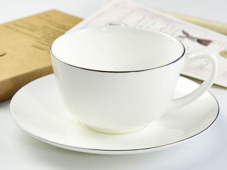唐山骨瓷厂家批发骨瓷咖啡杯套装