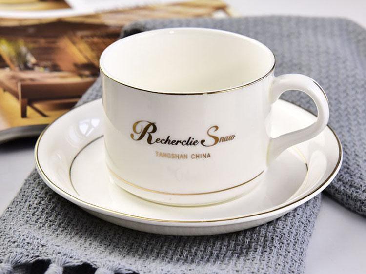 唐山骨瓷厂家直销骨瓷奥式咖啡杯