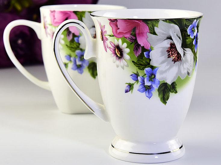 陶瓷贵妃皇室马克杯定制