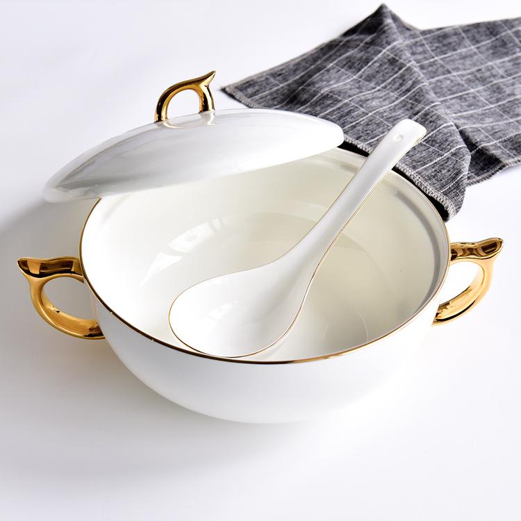 开水能帮骨瓷餐具消毒吗