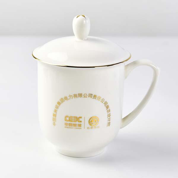 陶瓷广告杯定制