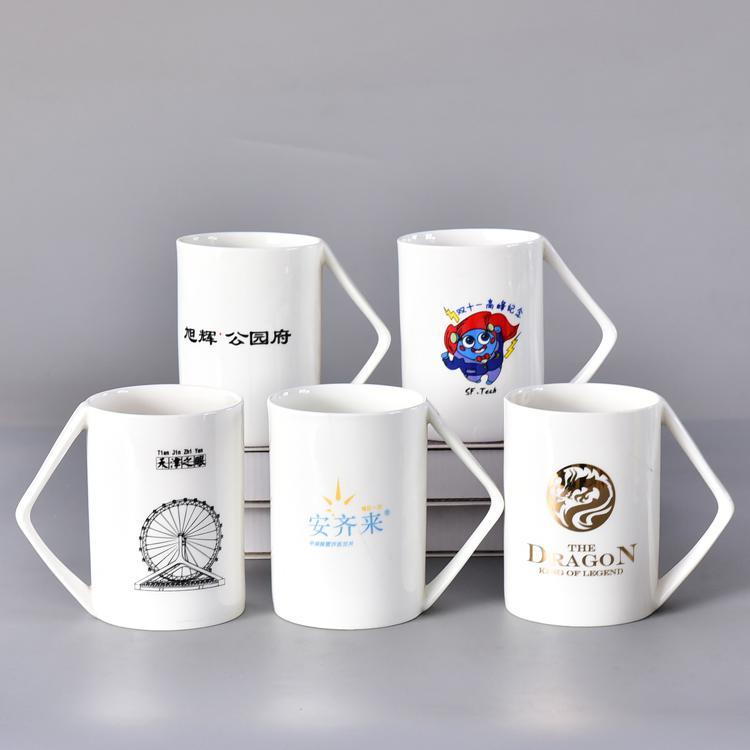 陶瓷广告杯定制批发