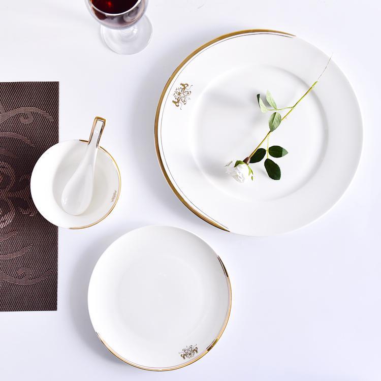 双金凤陶瓷餐具定制