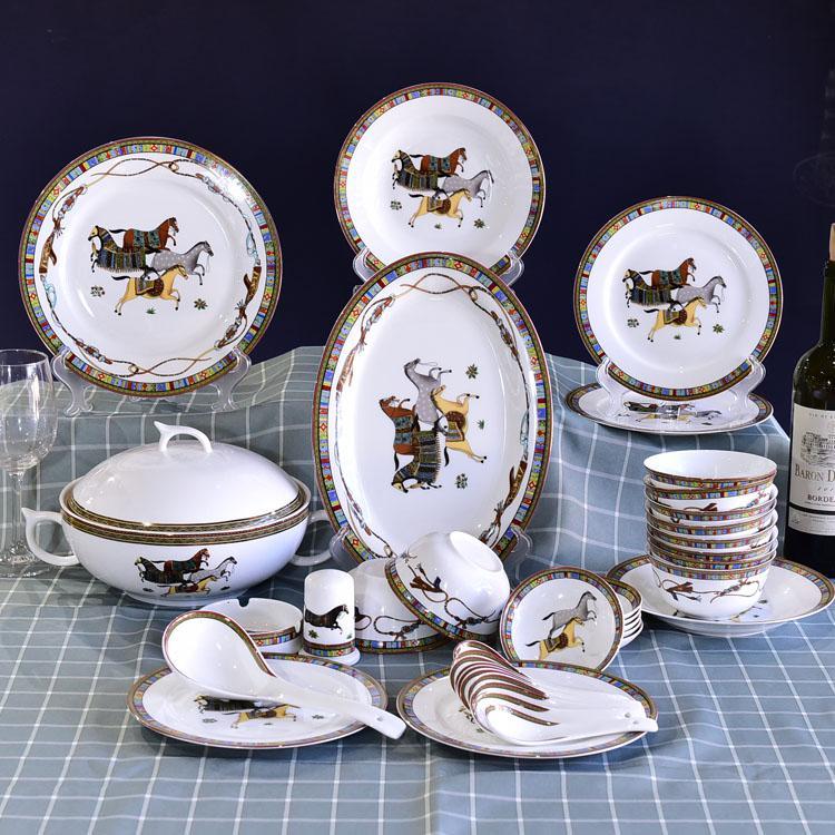 仕马陶瓷餐具礼品套装