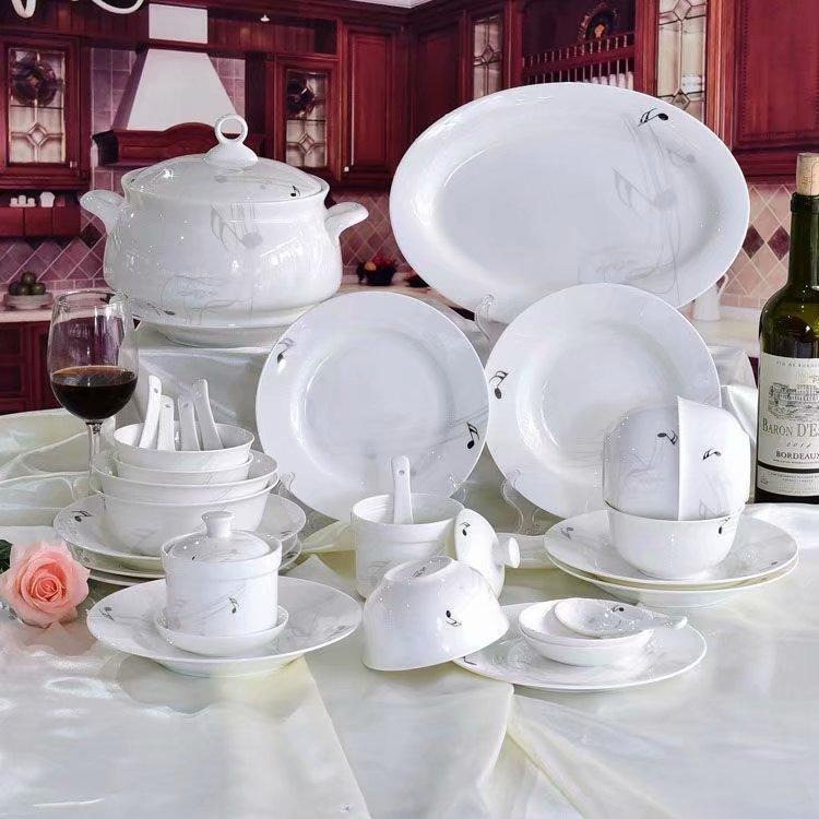 选购陶瓷餐具的诀窍有哪些?
