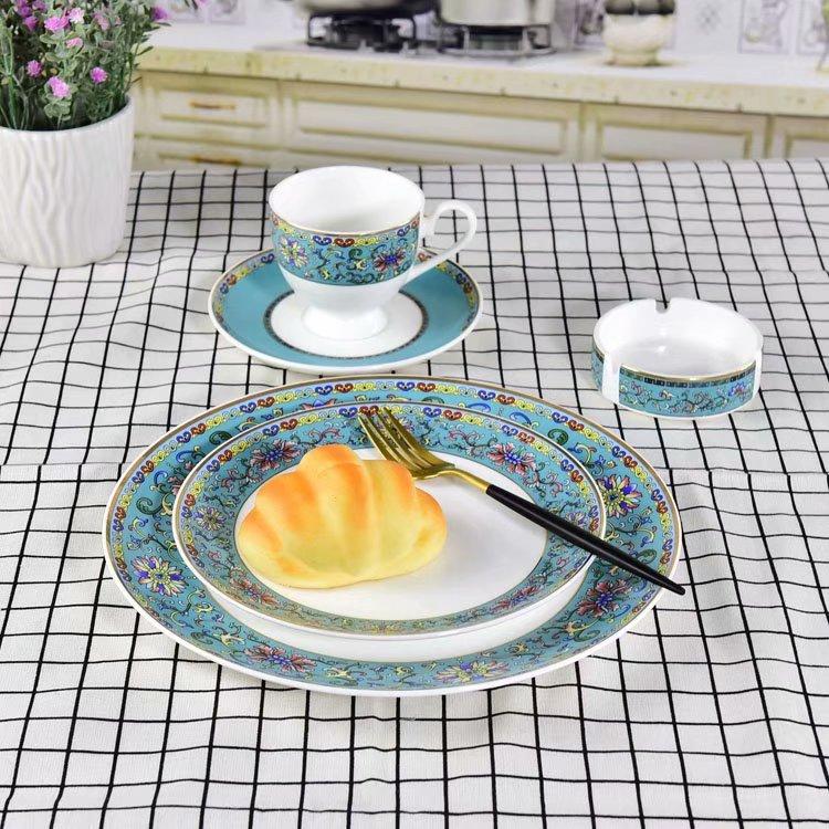 怎样挑选陶瓷餐具呢?