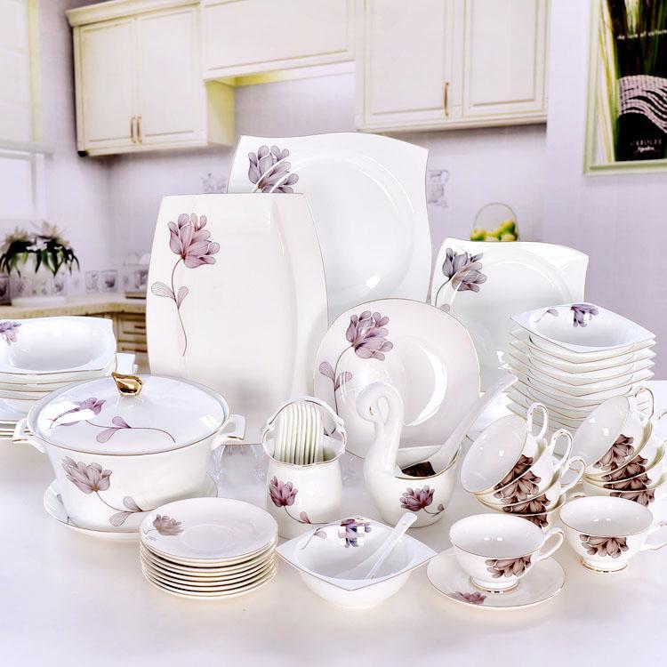 陶瓷餐具的种类