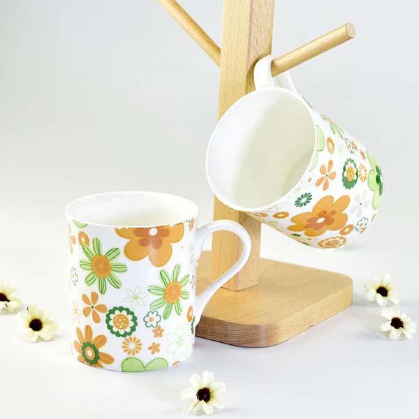 太阳花昌兴陶瓷杯