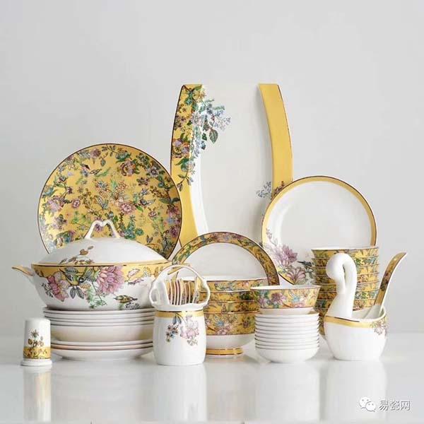 日用陶瓷餐具选购技巧
