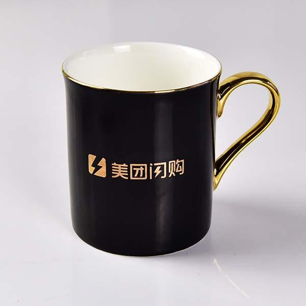 陶瓷广告杯定制 美团闪购