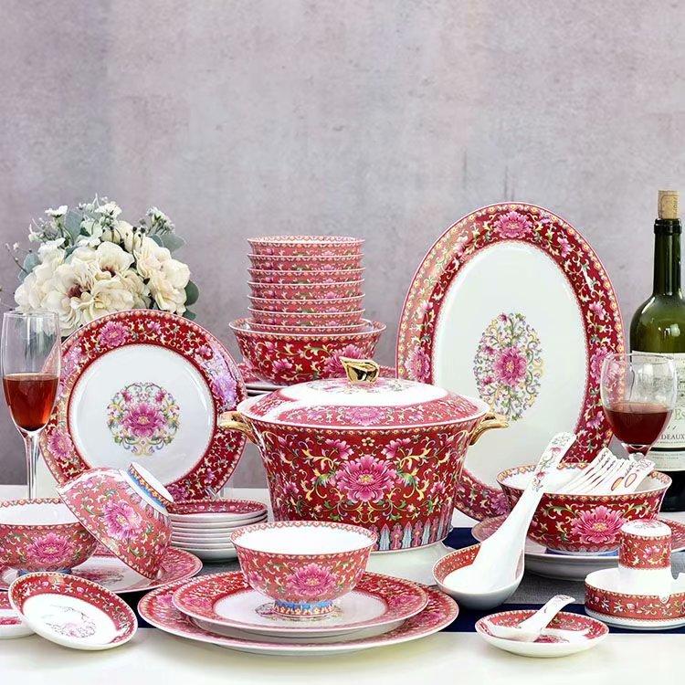 陶瓷餐具的选用方法
