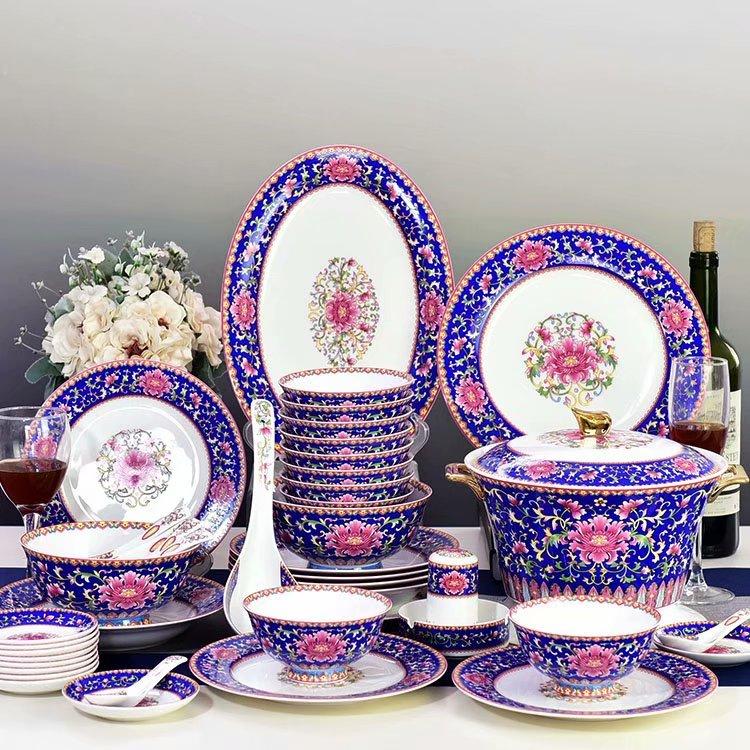 陶瓷餐具的清洁和维护