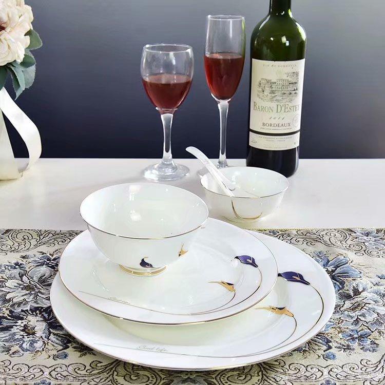 仿陶瓷餐具和真陶瓷餐具有什么区