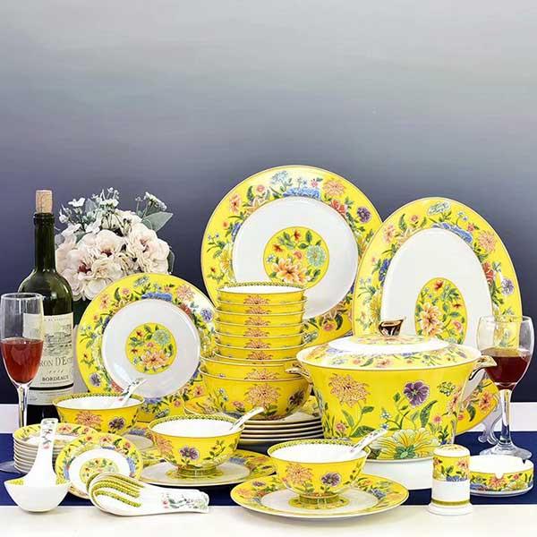 怎样选购陶瓷餐具?