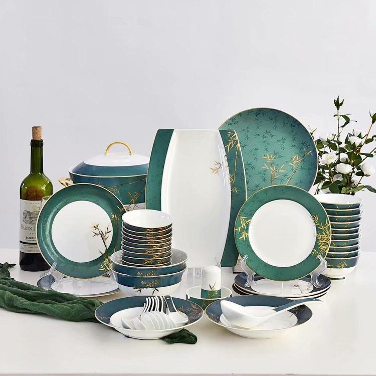 选择安全的陶瓷餐具需要记住这几