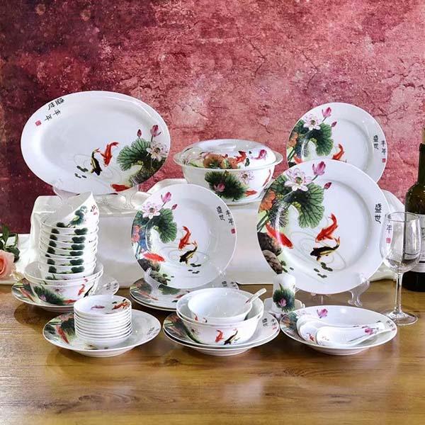 仿瓷餐具与陶瓷餐具的区别