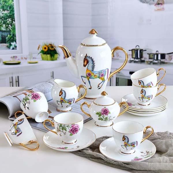 陶瓷咖啡杯工艺的基本知识