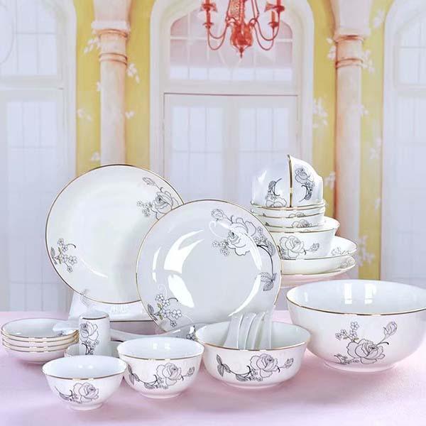 陶瓷餐具厂家亿美陶瓷为您讲述陶