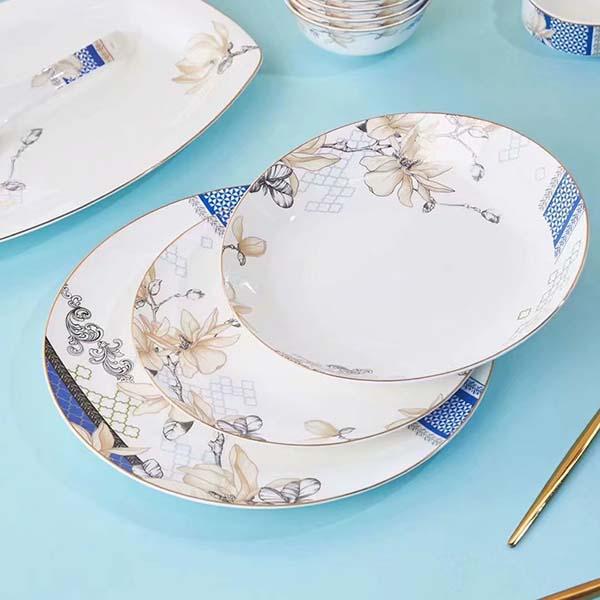 陶瓷餐具的清洗与保养