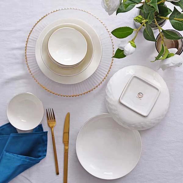 怎样挑选陶瓷餐具?