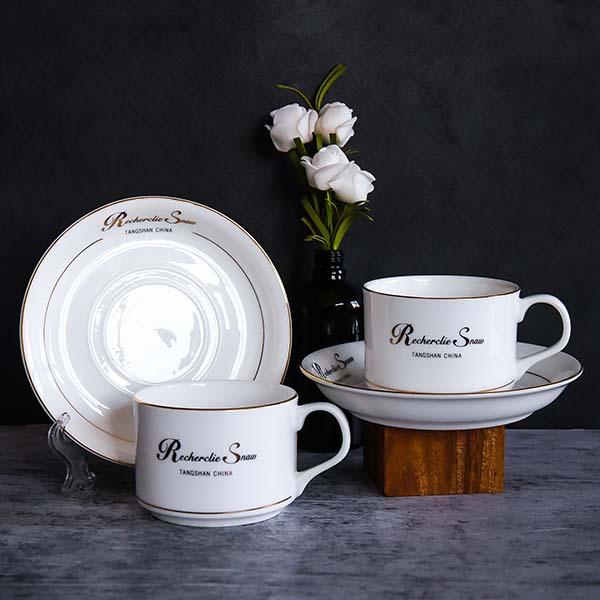 R标奥式陶瓷杯碟