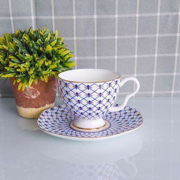 小蜜蜂骨瓷杯碟