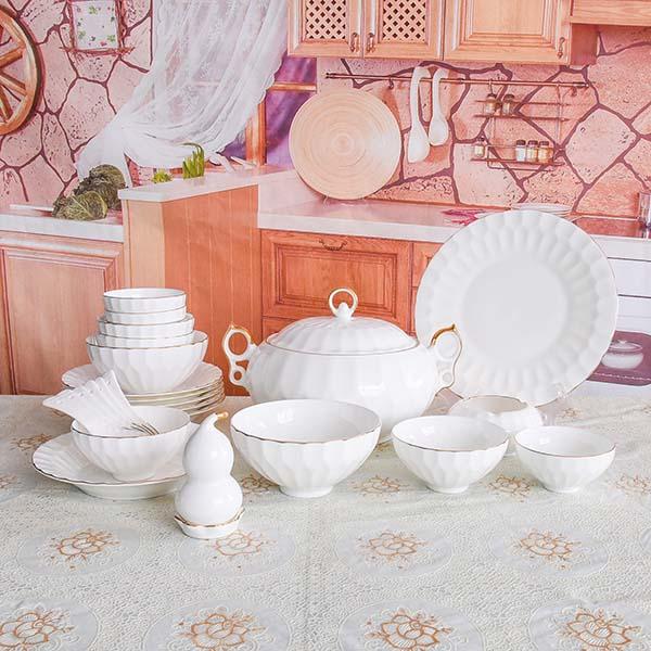 陶瓷餐具的选购注意事项