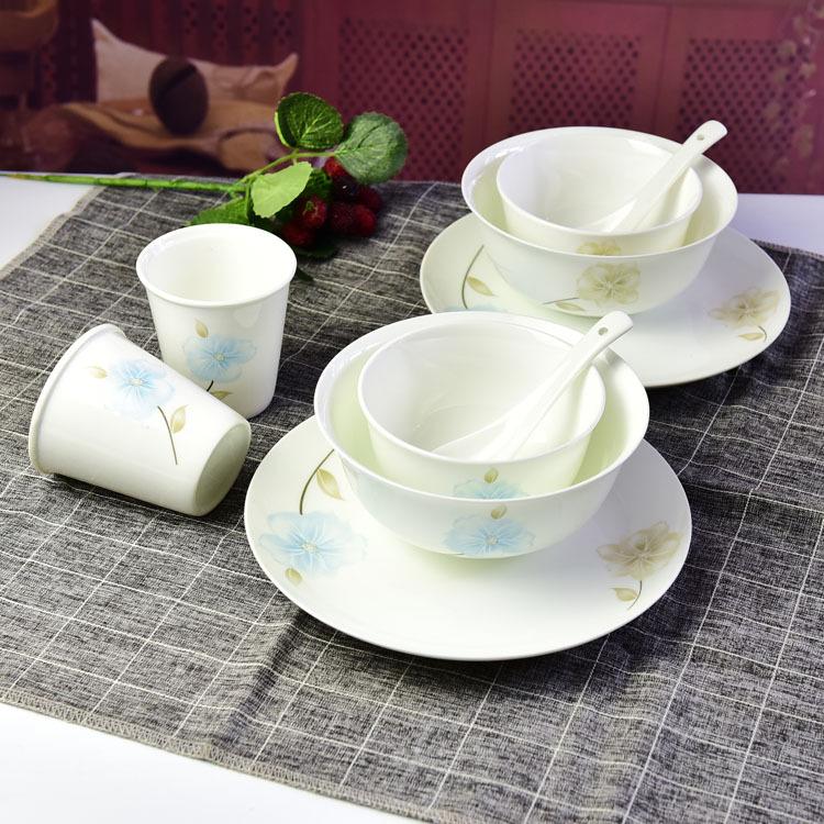 怎样购买和使用陶瓷餐具?