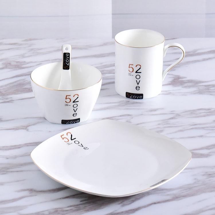 釉中陶瓷餐具的特点有哪些?