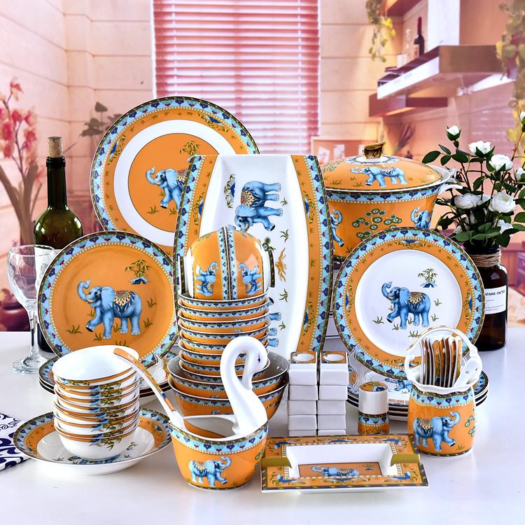 健康、美观、实用的陶瓷餐具怎么