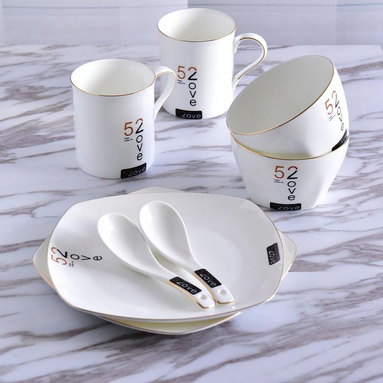 陶瓷餐具清洁保养