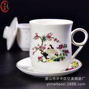 专属唐山骨瓷的产品荣誉