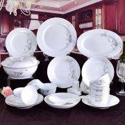 唐山骨瓷厂家:骨瓷餐具中的40头是