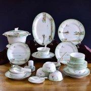 唐山骨瓷厂家:骨瓷餐具行业存在