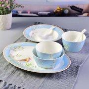 唐山骨瓷厂家:骨瓷餐具的发展轨