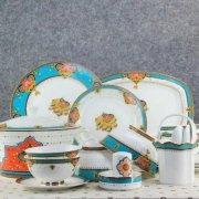 骨瓷餐具的工艺特点你造吗?