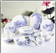 骨质瓷餐具的特征有哪些?
