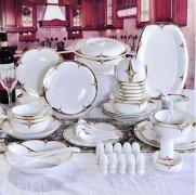 高温瓷餐具与低温瓷餐具的区别