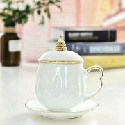 处理骨瓷广告杯茶渍的五种方法