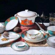 唐山骨瓷厂家带你了解选择骨瓷餐