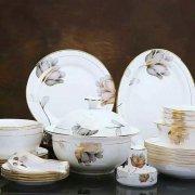 骨瓷餐具的特点你造吗?