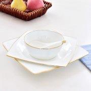 陶瓷餐具的清洗也是有讲究的