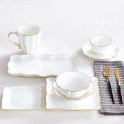 陶瓷餐具选购、使用小贴士