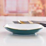 不同釉彩陶瓷餐具有什么特点?