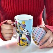 企业礼品送陶瓷礼品的优势