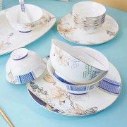 陶瓷餐具不一定安全,而骨质瓷餐具就不同了