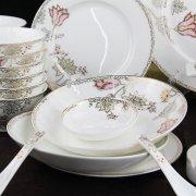 中国陶瓷餐具简介